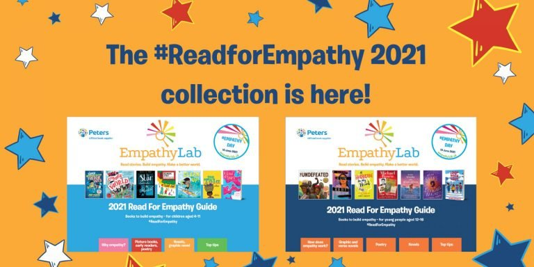 The #ReadforEmpathy 2021 collection is here!