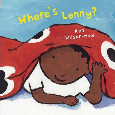 Where's Lenny Book Cover